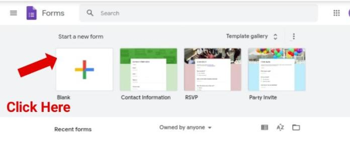 google form creation guide