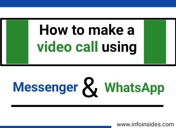 How to make a video call