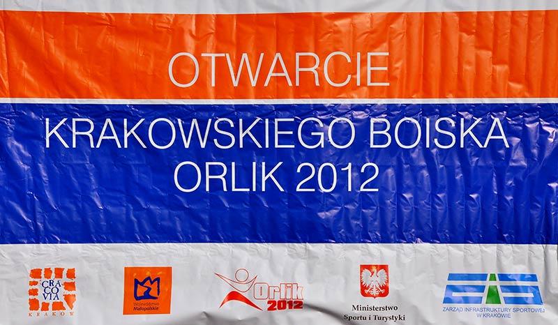 """Piąty """"ORLIK"""" ląduje w Krakowie"""