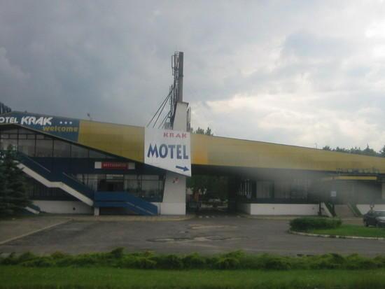 Motel KRAK DO WZIĘCIA !!!