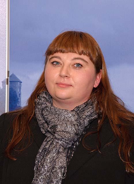 MOCARTY 2010 - Magdalena Sroka nominowana do nagrody w kategorii Człowiek Roku.