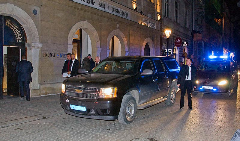 Ministrowie spraw wewnętrznych Grupy G6 zakończyli spotkanie