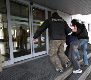 Policja zatrzymanie.Fot. Policja Małopolska (archiwum)