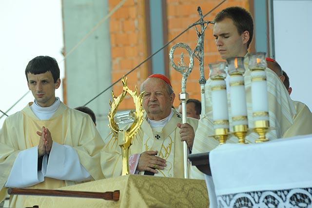 Relikwie Jana Pawła II już są w Centrum