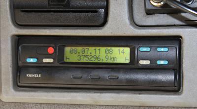 Niebezpieczne tiry - Przerabiali tachografy