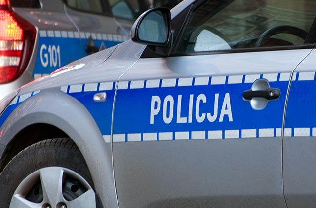 Policja--radiowozy
