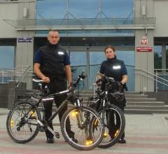 Nowy Sącz: Patrole rowerowe na sądeckich drogach