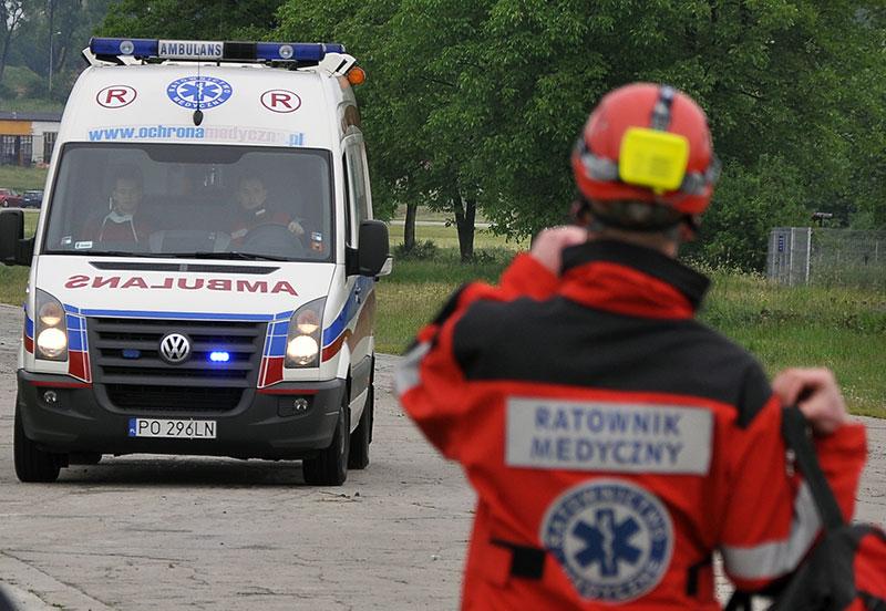 Rożnów: Kierowca pod wpływem narkotyków potrącił samochodem 10-latka
