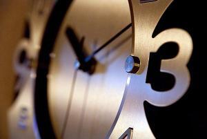 Zegar-czas letni