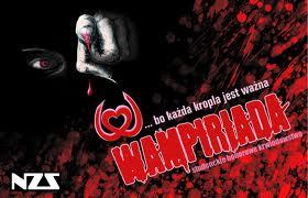 Wampiriada 2011 - nie bądź żyła oddaj krew!