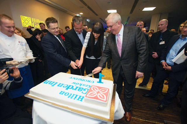 Pierwsze urodziny marki Hilton Garden Inn w Polsce [ ZDJĘCIA ]