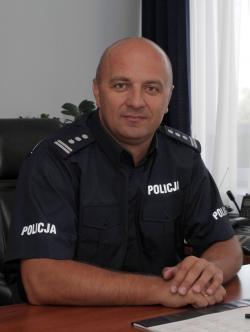 Kraków: Inspektor Mariusz Dąbek Nowym Komendantem Wojewódzkim Policji