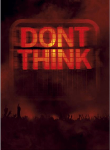 The Chemical Brothers Don?t Think  Premiera 26 marca 2012  Live CD+DVD  / CD+ Blu Ray