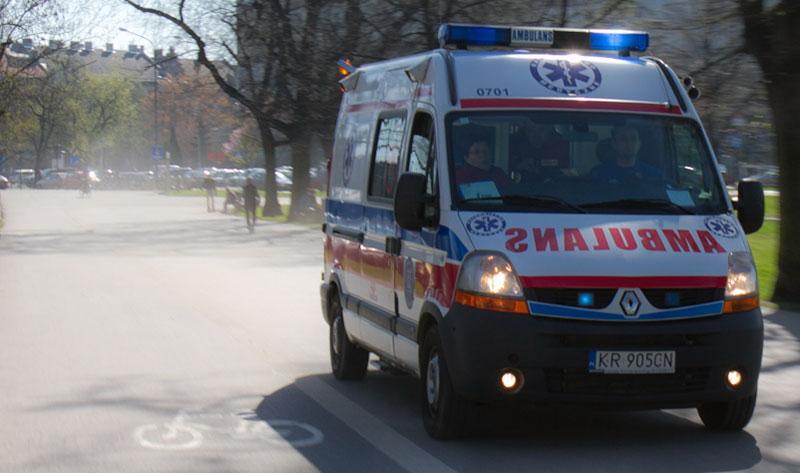 Tlenek węgla groźny także latem. 85-letnia kobieta zmarła na wskutek zatrucia. 30-latka jest w stanie ciężkim