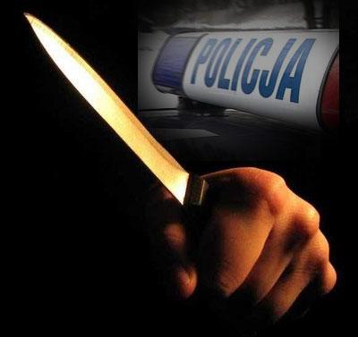 Prokocim: Mężczyzna raniony nożem - podejrzani w rękach policji