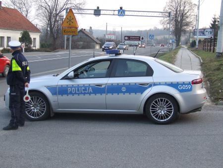 80  pijanych  kierowców to niepokojący bilans ostatniego weekendu na drogach Małopolski