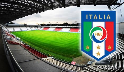 Otwarty trening Włochów na Cracovii 5 czerwca