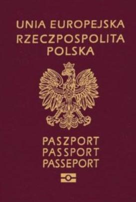 Uwaga! Wpisy dzieci do paszportów tracą ważność