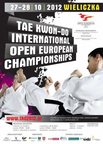 Otwarte Mistrzostwa Europy Tae Kwon-Do International