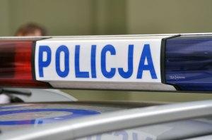 policja_sygnały . Fot. Bogusław Świerzowski/ INFO Kraków24