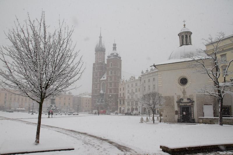 A w Krakowie tak pięknie!!! fotoreportaż Jana Graczyńskiego [zdjęcia]