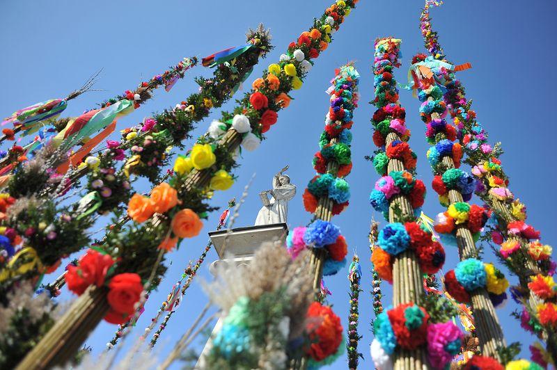 Niedziela Palmowa w Lipnicy Murowanej [ zdjęcia ]