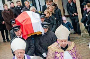 Pogrzeb Krzysztofa Kozłowskiego. Fot. Grzegorz Łyko / INFO Kraków24
