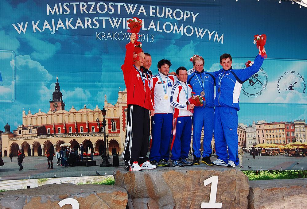Mistrzostwa w kajakarstwie: Polacy trzykrotnie na podium! [ZDJĘCIA]