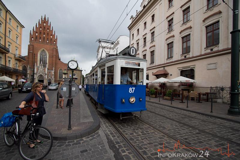 Zabytkowe tramwaje wyjechały ! Linia nr 0 już kursuje ! [ zdjęcia ]