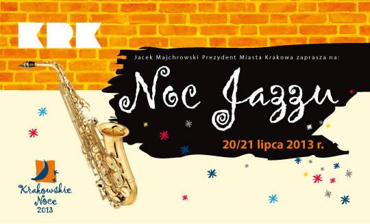 Noc Jazzu już w sobotę