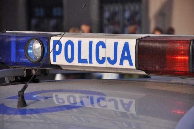 Policja.Fot. Bogusław Świerzowski / INFO Kraków24