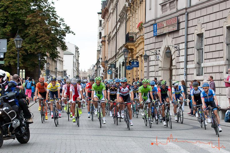 Tour de Pologne – jutro finał w Krakowie