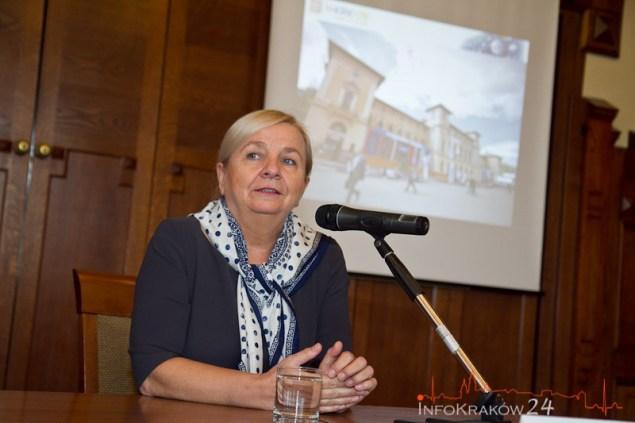Elżbieta Koterba Zastępca Prezydenta Krakowa. Fot.Jan Graczyński / INFO Kraków24