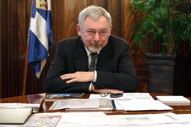 Jacek Majchrowski - Kraków Oczami Prezydenta - Razem łatwiej