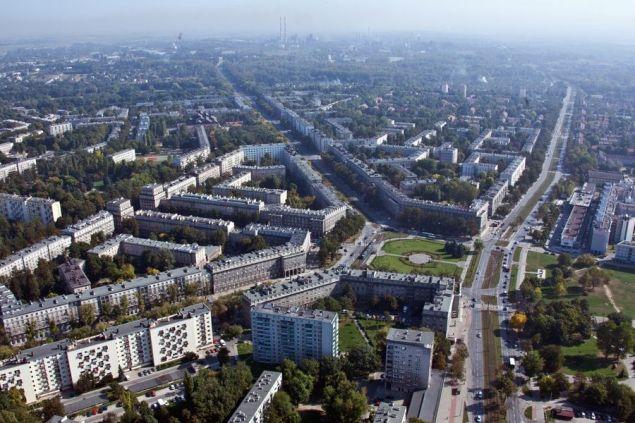Nowa Huta. Fot. Paweł Krawczyk / krakow.pl
