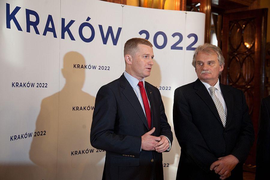 Goście ze Słowacji w Krakowie. Fot.Paweł Krawczyk/krakow.pl