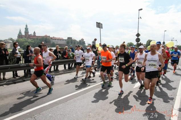 13.Cracovia Maraton . Fot. Jan Graczyński / INFO Kraków24