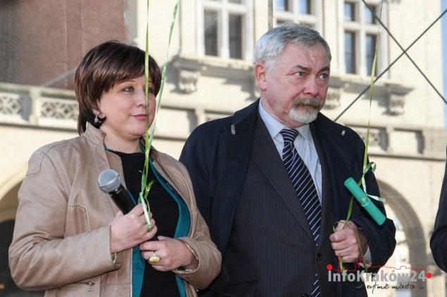 VII Marsz Nadziei i Życia . Fot. Jan Graczyński / INFO Kraków24