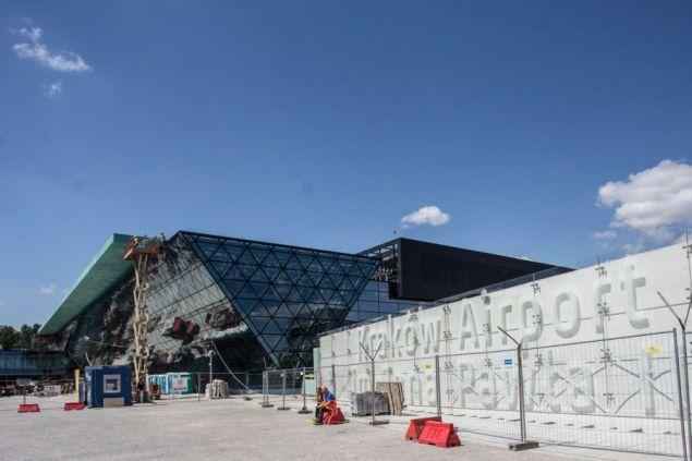 Kraków Airport-nowy terminal