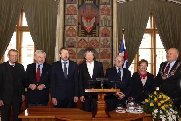 Nagrody im. Mikołaja Kopernika wręczone. Fot. Jan Graczyński / INFO Kraków24