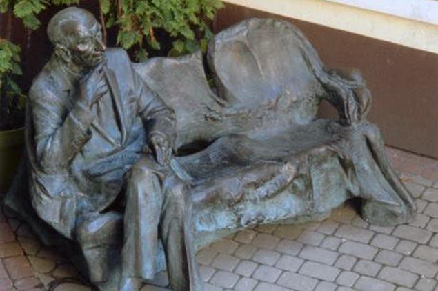 Ławeczka Jana Karskiego