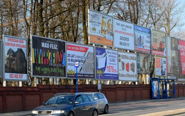 Chaos Reklamowy. Fot. Bogusław Świerzowski