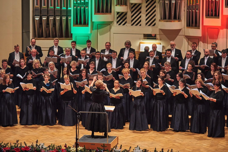 Muzyka Północy na chór a cappella