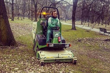 Wiosenne porządki w Parku Jordana
