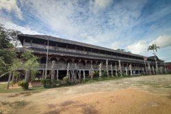 Lamin Mancong, Rumah Panjang Legendaris di Kutai Barat