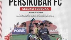 Persikubar Gelar Seleksi Terbuka untuk Liga 3 2021