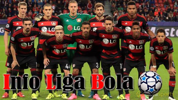 Daftar Skuad Pemain Bayer 04 Leverkusen 2017-2018