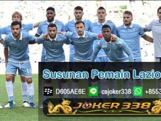 Susunan Pemain Lazio 2017-2018