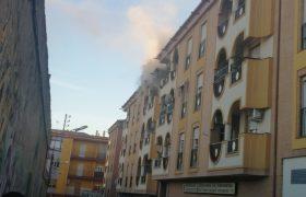 incendio Linares