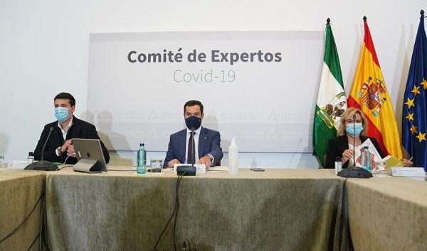 Comité de expertos Covid-19